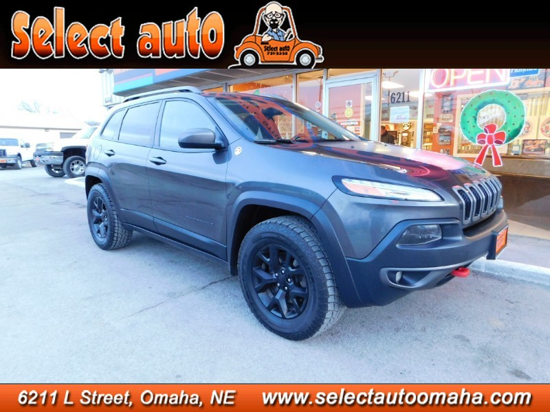 Used 2016 Jeep Cherokee Trailhawk
