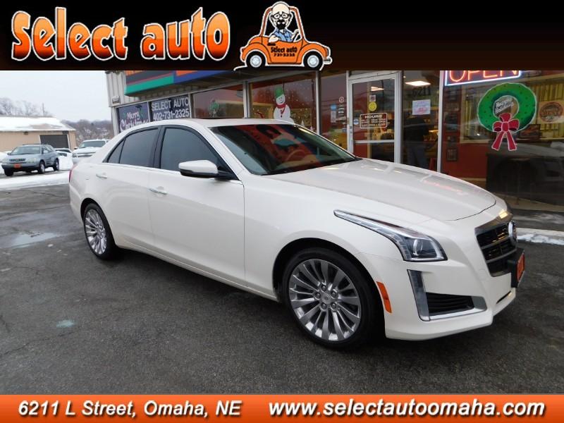 Used 2014 Cadillac CTS Sedan Luxury AWD