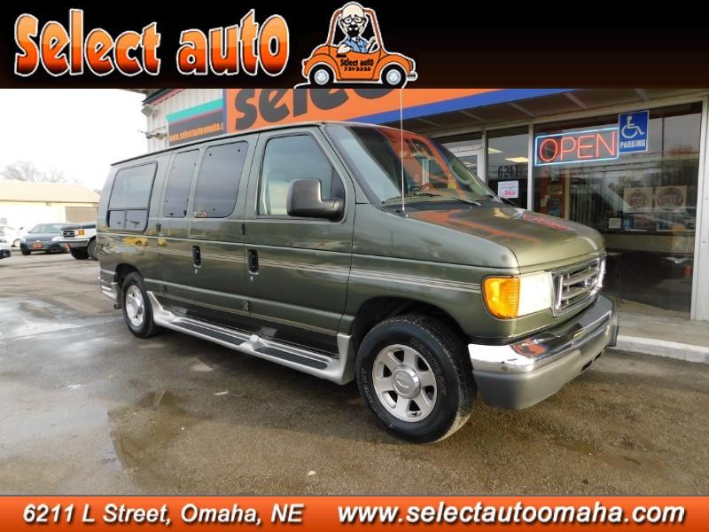 Used 2004 Ford Econoline Cargo Van Recreational
