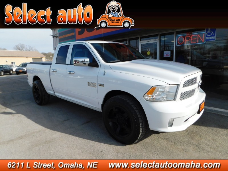 Used 2013 Ram 1500 Express
