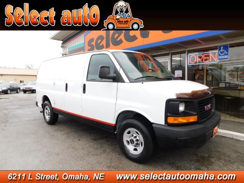 Used 2013 GMC Savana Cargo Van