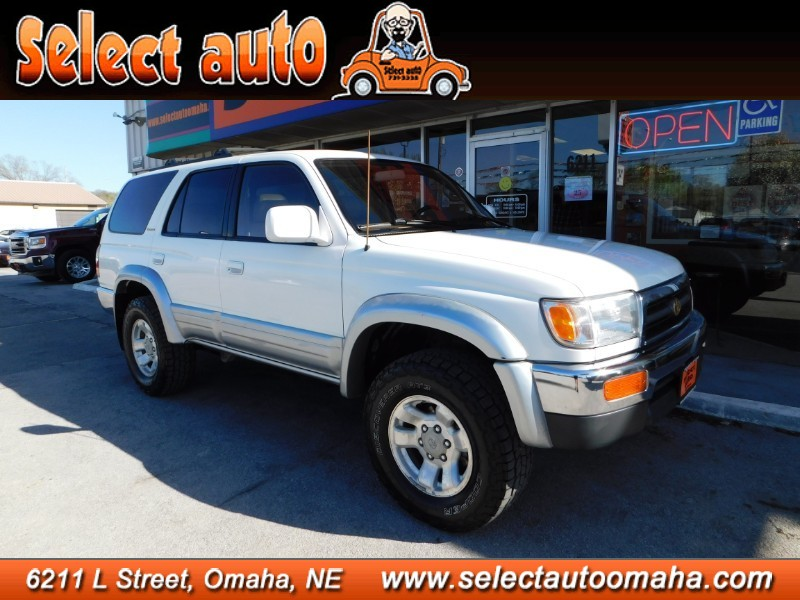 Used 1997 Toyota 4Runner Limited