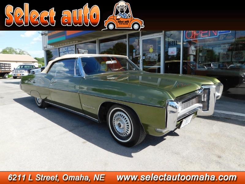 Used 1968 Pontiac Bonneville