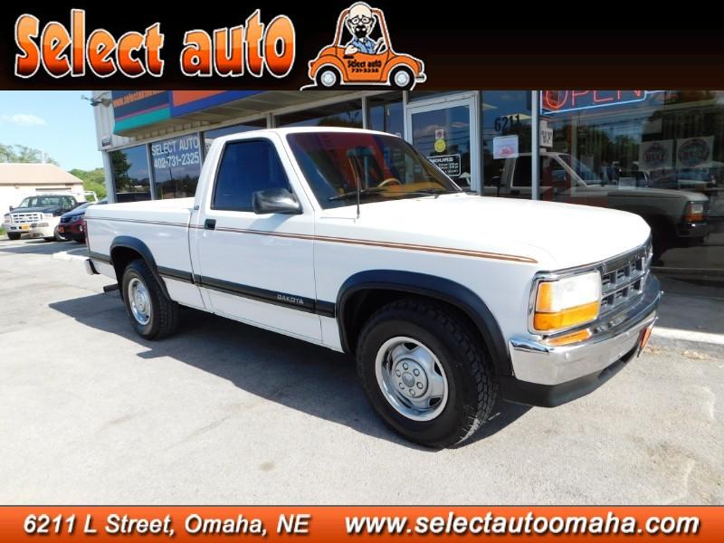 Used 1992 Dodge Dakota