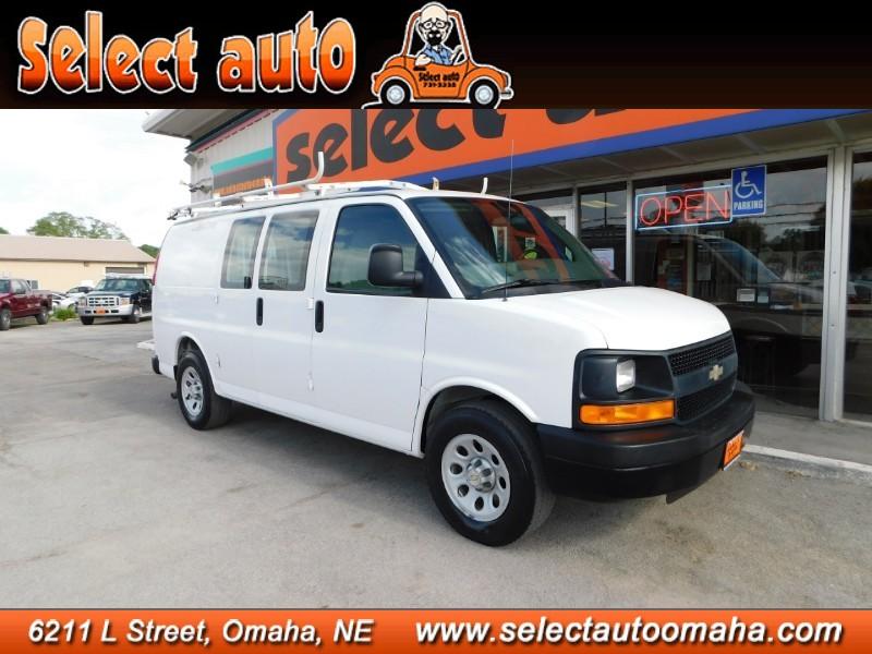 Used 2009 Chevrolet Express Cargo Van