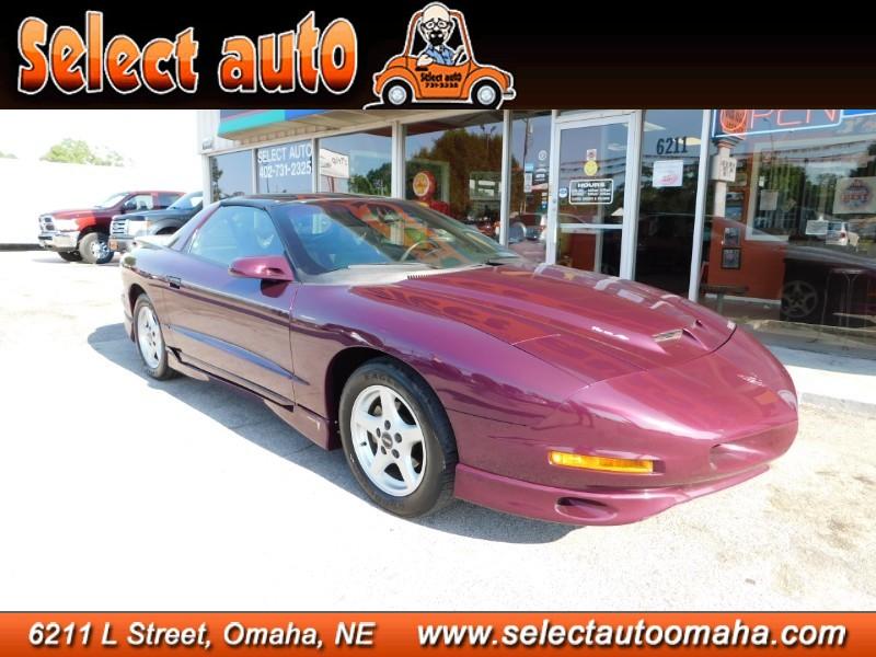 Used 1996 Pontiac Firebird Firebird