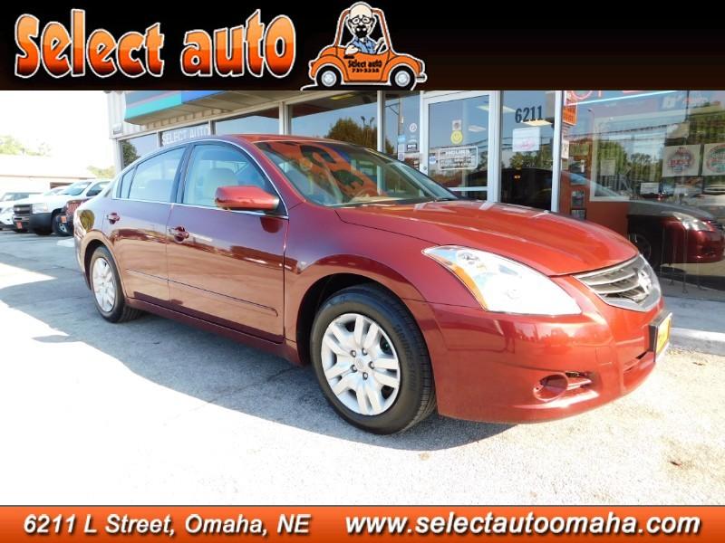 Used 2010 Nissan Altima 2.5 SL