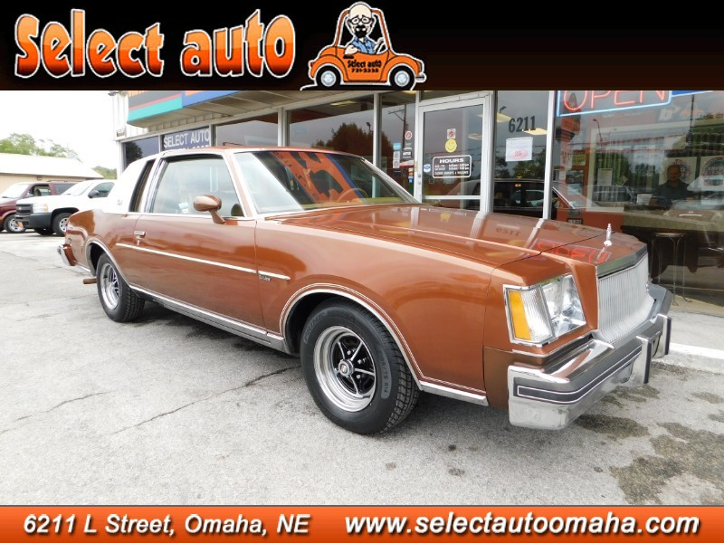 Used 1978 Buick Regal Limited