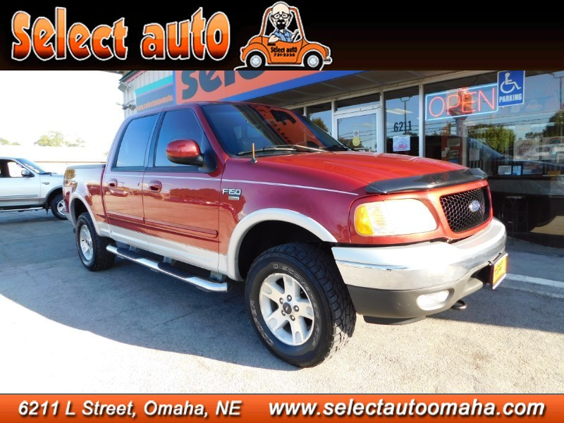 Used 2003 Ford F-150 Lariat