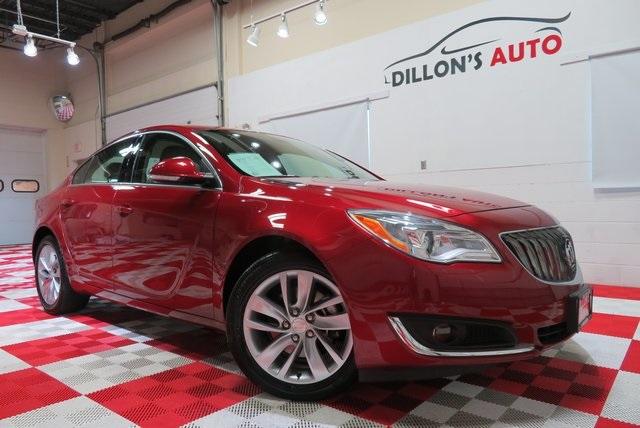 2015 buick regal turbo sedan lincoln ne - dillon's auto