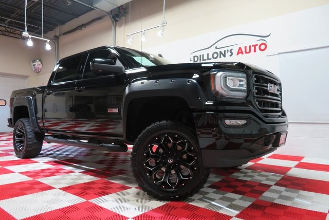 Used 2017 GMC Sierra 1500 SLT