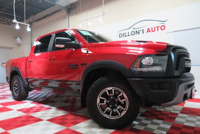 Used 2016 Ram 1500 Rebel