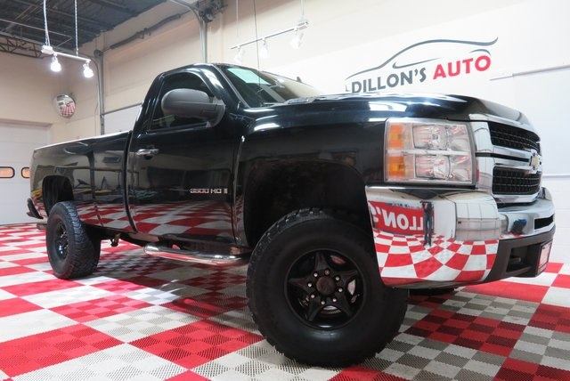 Used 2008 Chevrolet Silverado 3500HD LT