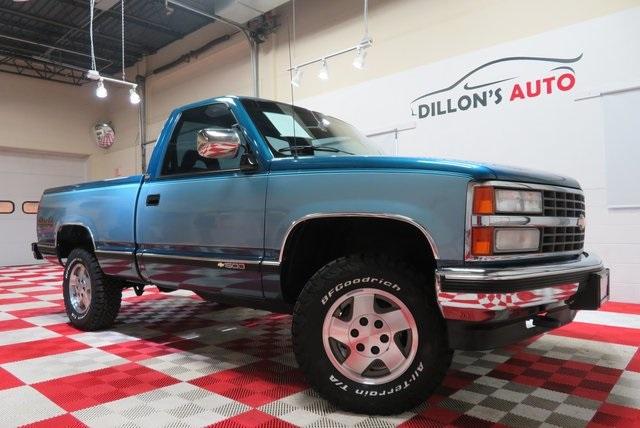 Chevys Lincoln Ne >> 1992 Chevrolet Silverado Base Truck Lincoln Ne Dillon S Auto