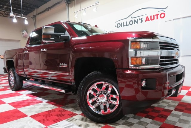 Used 2017 Chevrolet Silverado 3500HD High Country