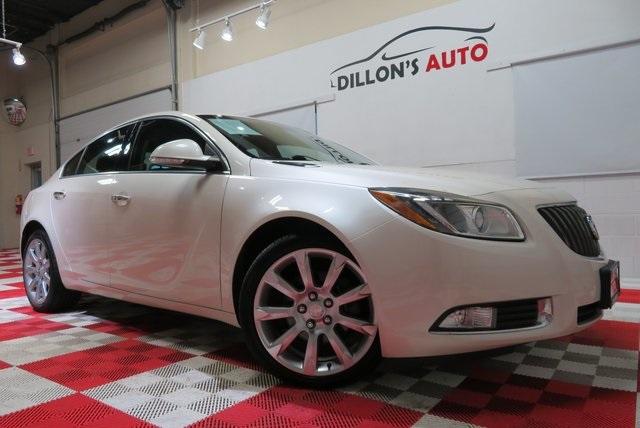 2012 buick regal premium iii sedan lincoln ne - dillon's auto