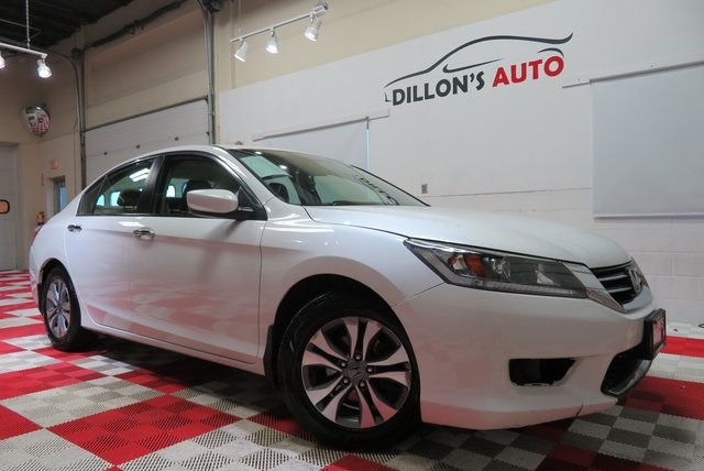 Used 2014 Honda Accord LX