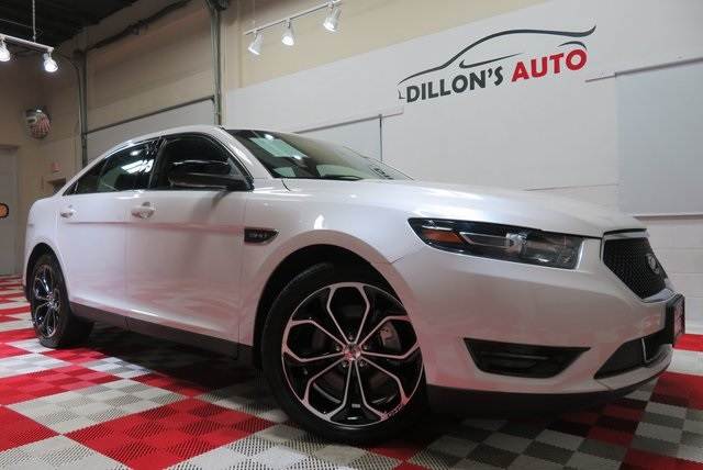 Used 2018 Ford Taurus SHO
