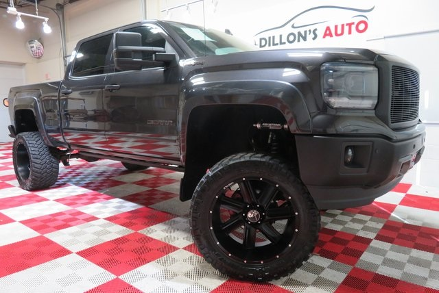 Used 2015 GMC Sierra 1500 SLT