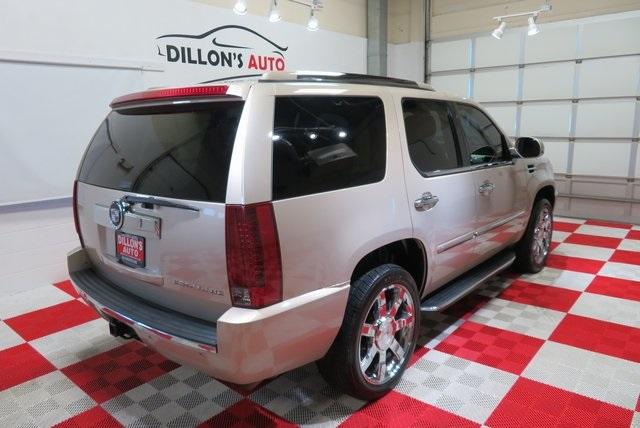 2007 Cadillac Escalade Base Suv Lincoln Ne Dillon S Auto