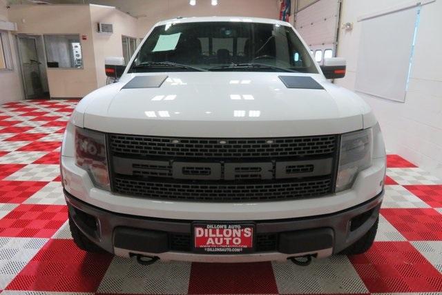 2013 Ford F 150 Svt Raptor Truck Lincoln Ne Dillon S Auto