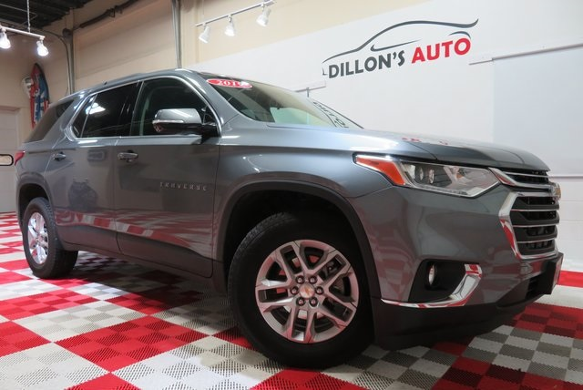 Used 2019 Chevrolet Traverse LT Leather