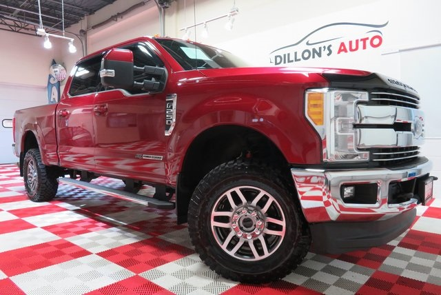 Used 2017 Ford F-250SD Lariat