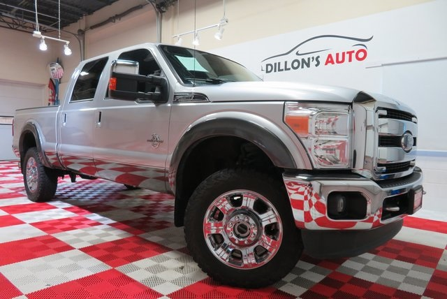 Used 2016 Ford F-250SD Lariat