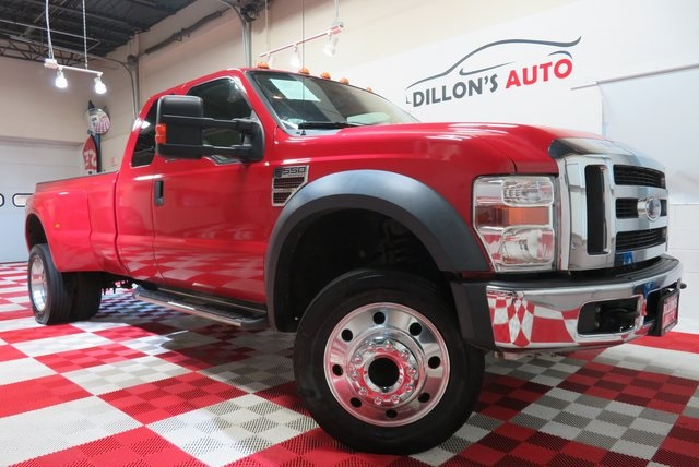 Used 2010 Ford F-550SD XLT