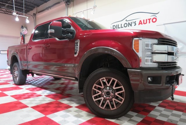Used 2017 Ford F-250SD King Ranch