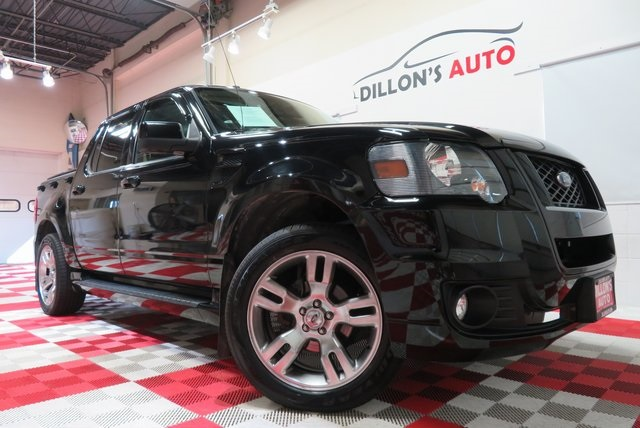 Used 2010 Ford Explorer Sport Trac Limited