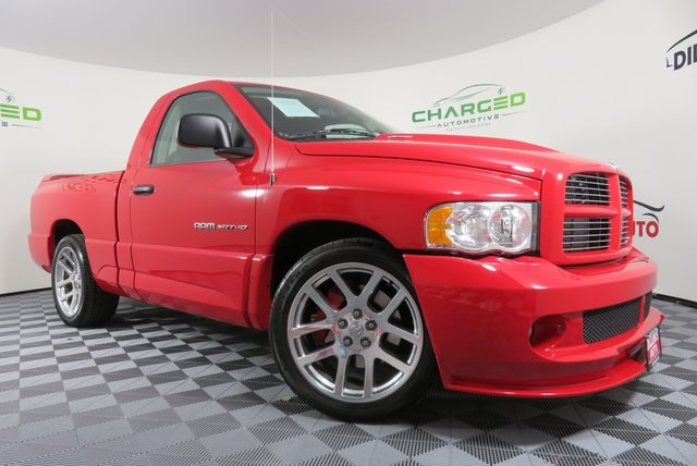 Used 2005 Dodge Ram 1500 SRT10
